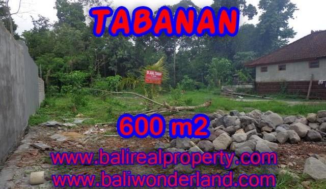 DIJUAL TANAH DI TABANAN BALI TJTB087 – PELUANG INVESTASI PROPERTY DI BALI