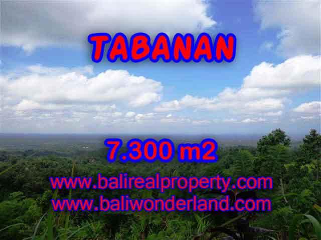 Investasi Properti di Bali - Murah ! Tanah di TABANAN Bali Dijual TJTB123