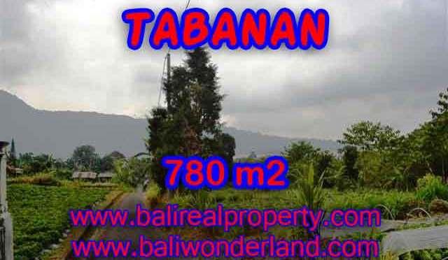 DIJUAL TANAH MURAH DI TABANAN TJTB100 – PELUANG INVESTASI PROPERTY DI BALI