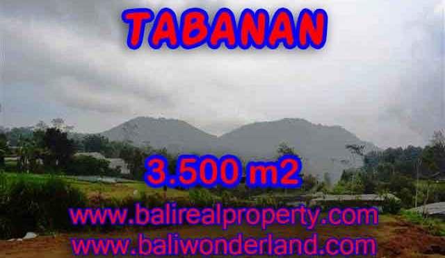 MURAH ! TANAH DI TABANAN BALI TJTB102 – INVESTASI PROPERTY DI BALI
