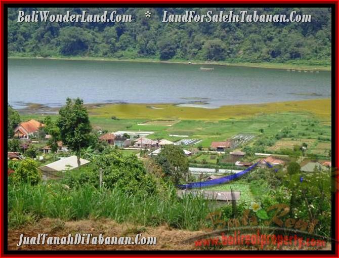 JUAL TANAH di TABANAN BALI 178 Are view danau buyan dan gunung