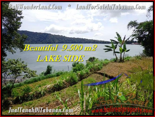 JUAL TANAH di TABANAN BALI 95 Are view danau Beratan dan gunung