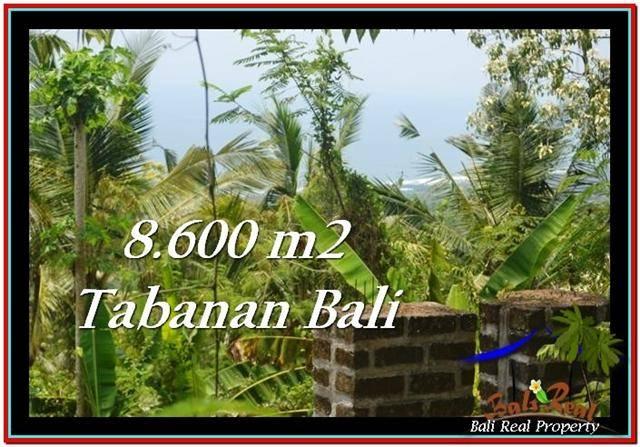 JUAL TANAH MURAH di TABANAN BALI 86 Are di Tabanan Selemadeg