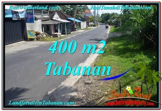 TANAH DIJUAL MURAH di TABANAN 4 Are di Tabanan Kota