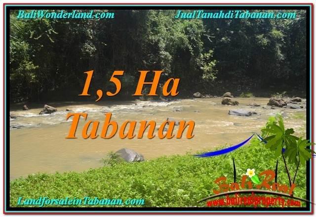 INVESTASI PROPERTI, DIJUAL TANAH di TABANAN BALI TJTB304