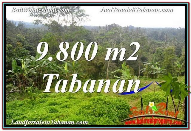 INVESTASI PROPERTI, TANAH DIJUAL di TABANAN BALI TJTB350