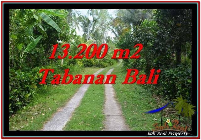 TANAH di TABANAN JUAL MURAH 132 Are View kebun dan laut
